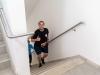 Impressionen vom Koelner Treppenlauf am 29.08.2021 im Mediapark in Koeln